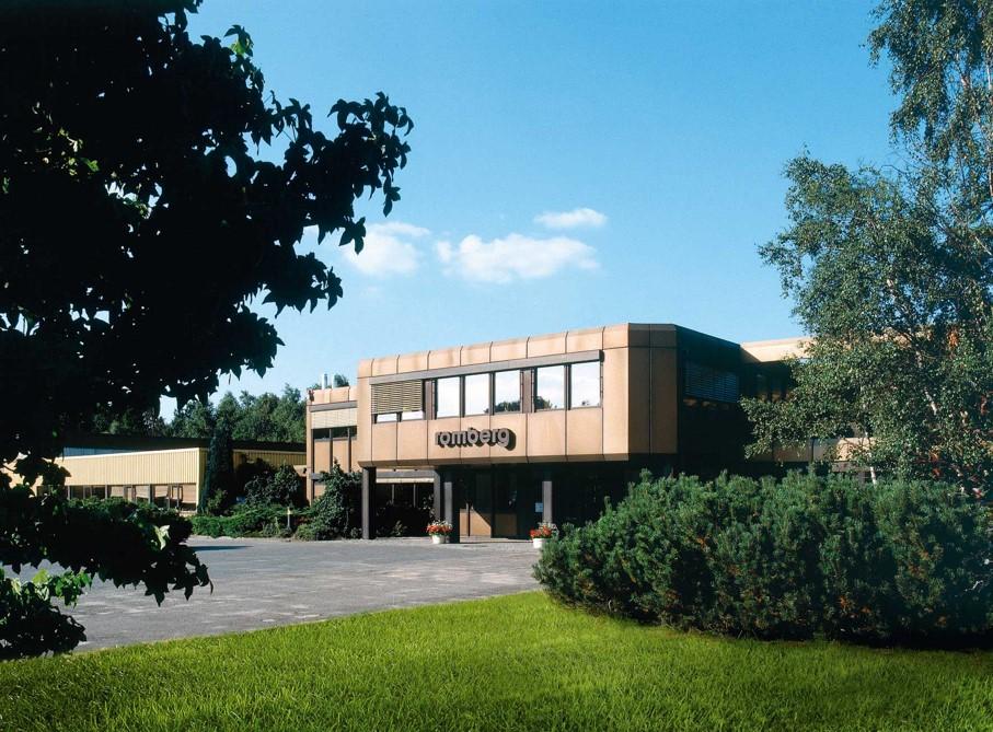 Romberg usine